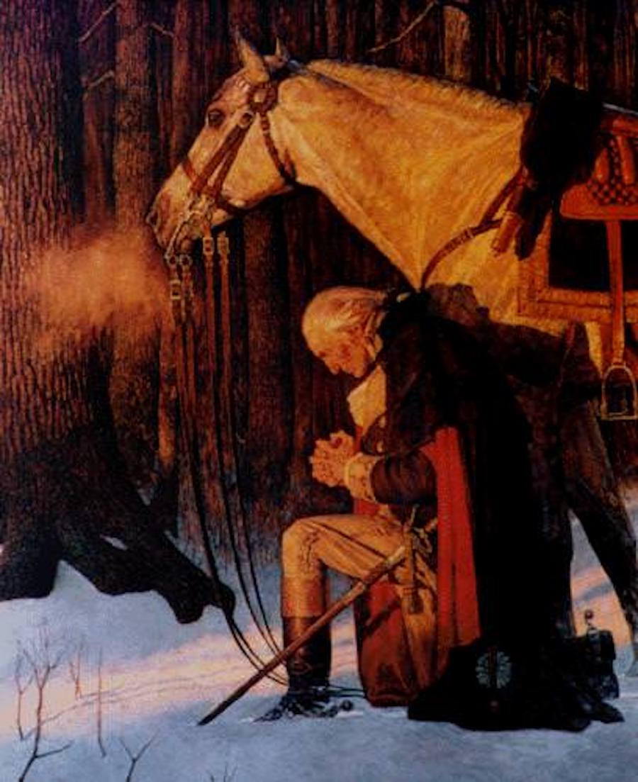 georgewashingtonprays