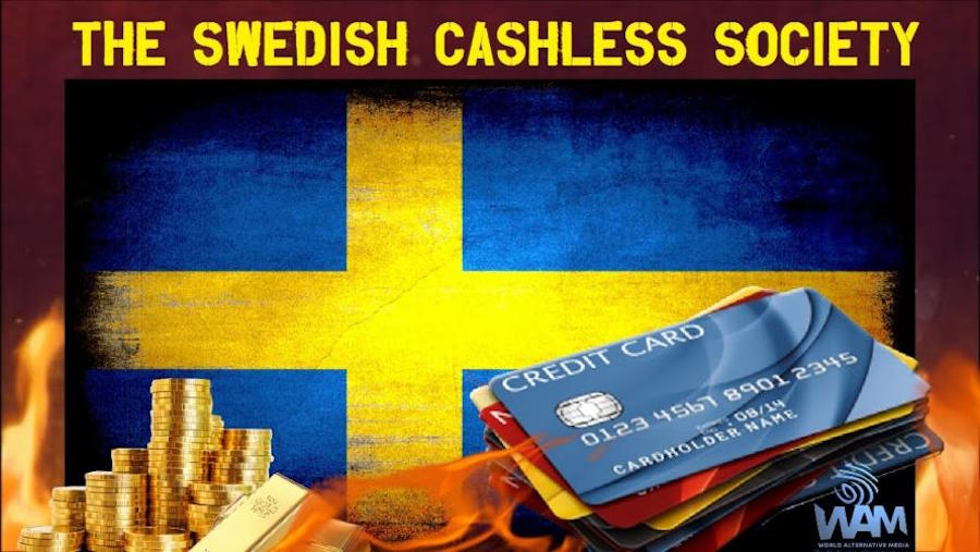 Sweden.Cashless.Society