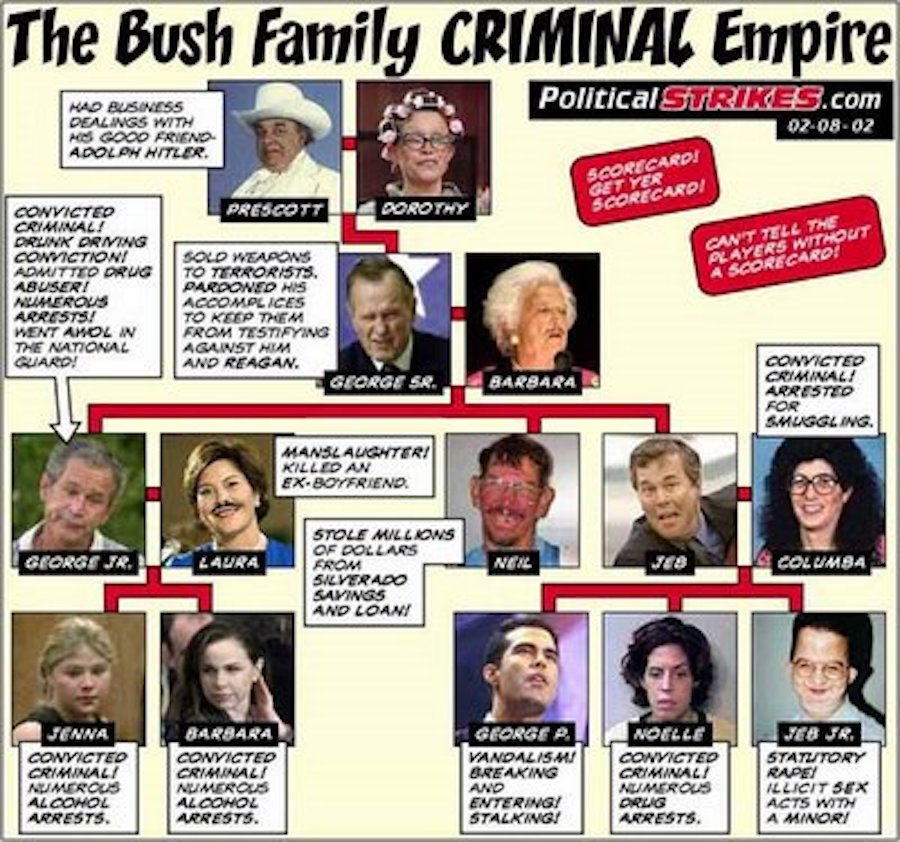 bush_crime_family