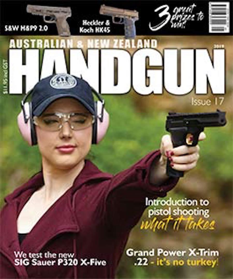 australian gun lady