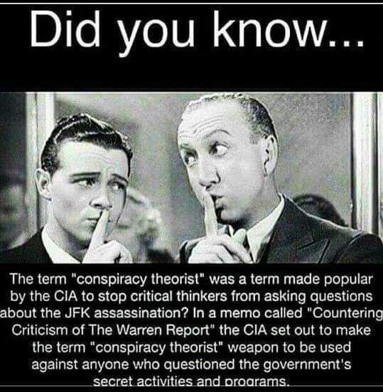 conspiracy101