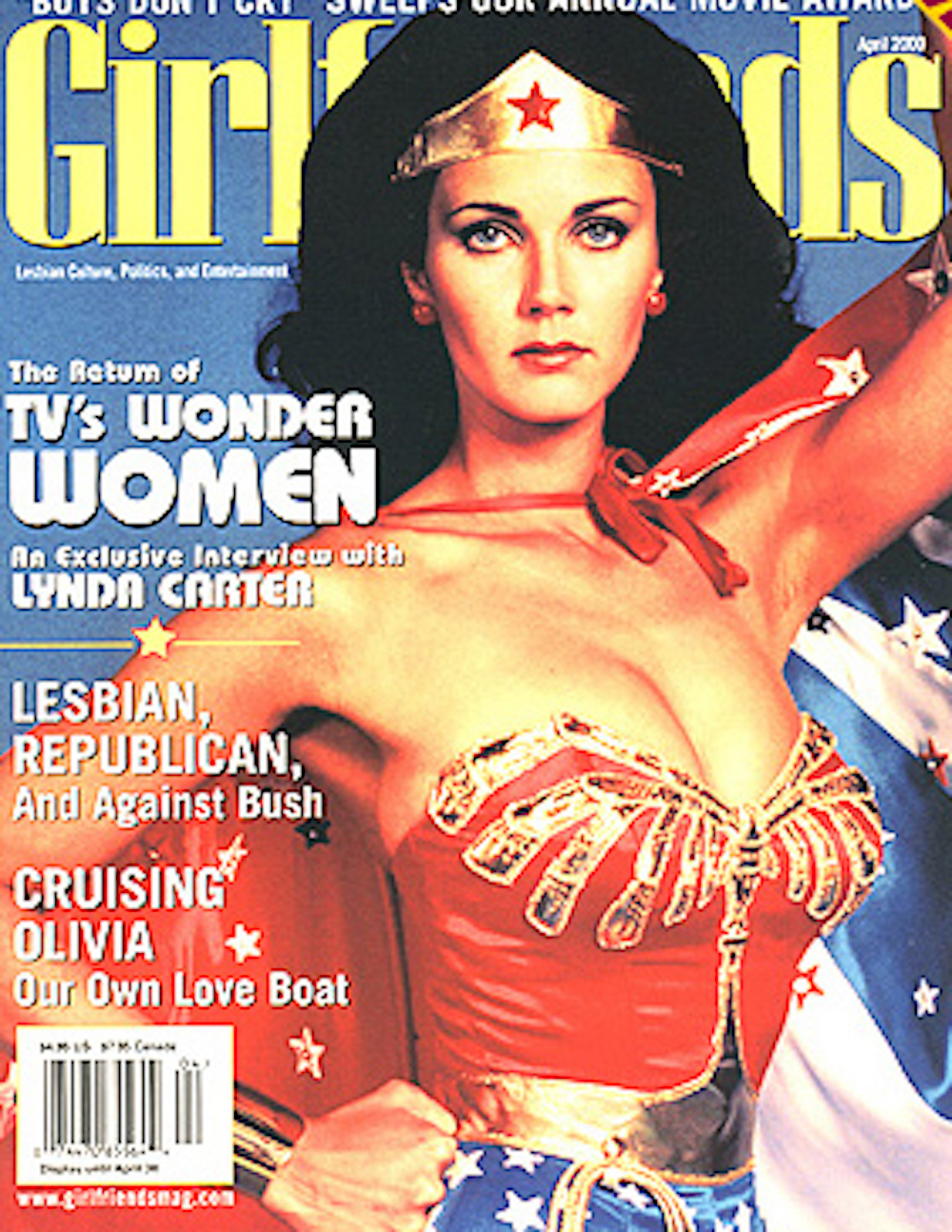 Lynda.Carter.Lesbian.Against.Bush