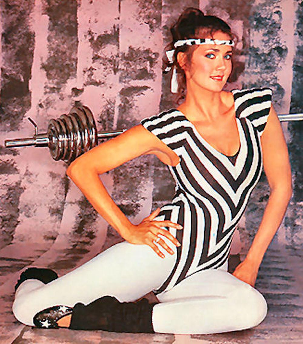 Lynda.Carter.Zebra