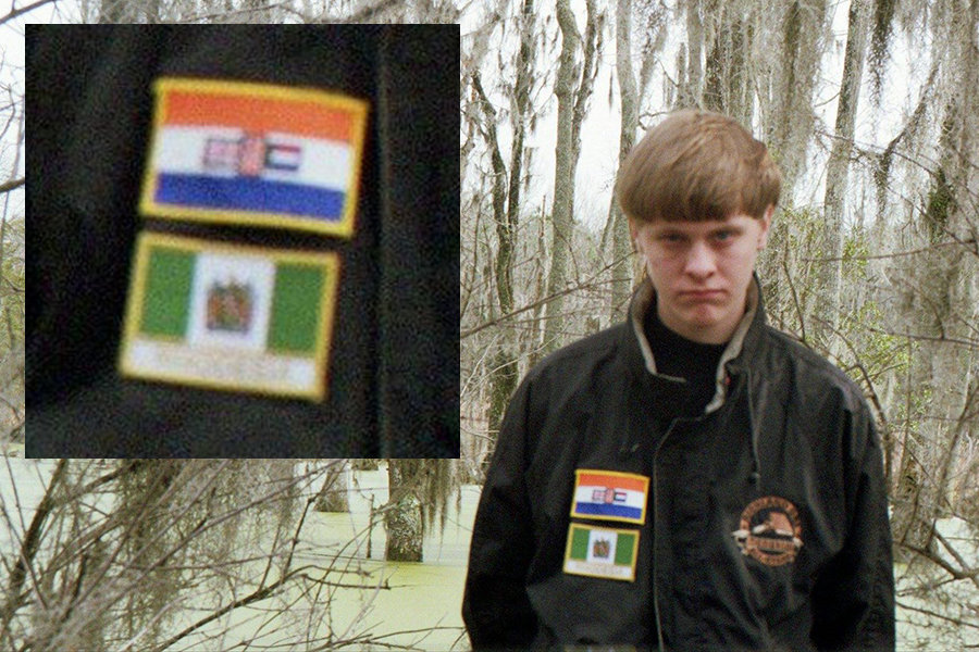 dylann.roof.flags