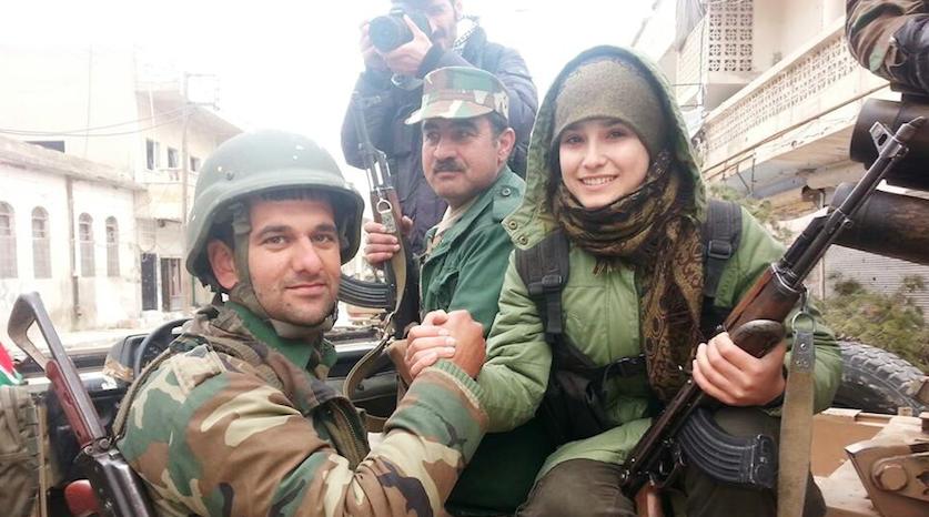 YPJ_Peshmerga_Kobane