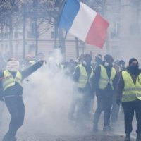 PARIS 2018:  THE MURDER OF GEORGE BUSH, THE RISE OF LE PEN, & THE YELLOW VESTS