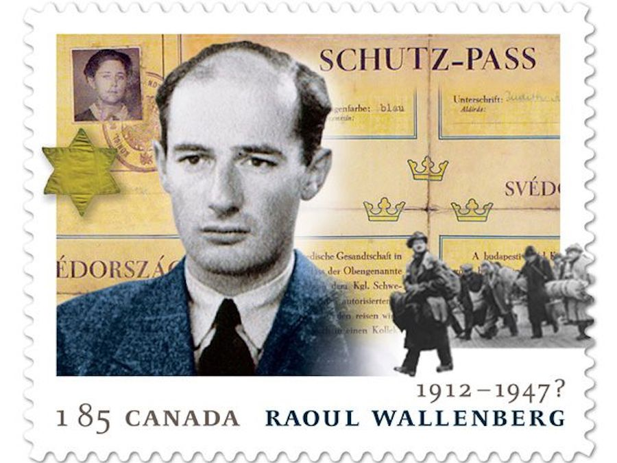 raoul-wallenberg-stamp
