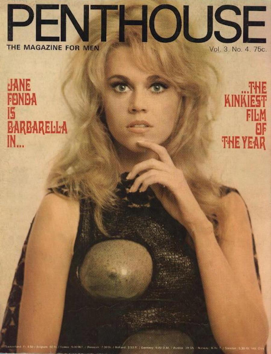 Jane Fonda Penthouse