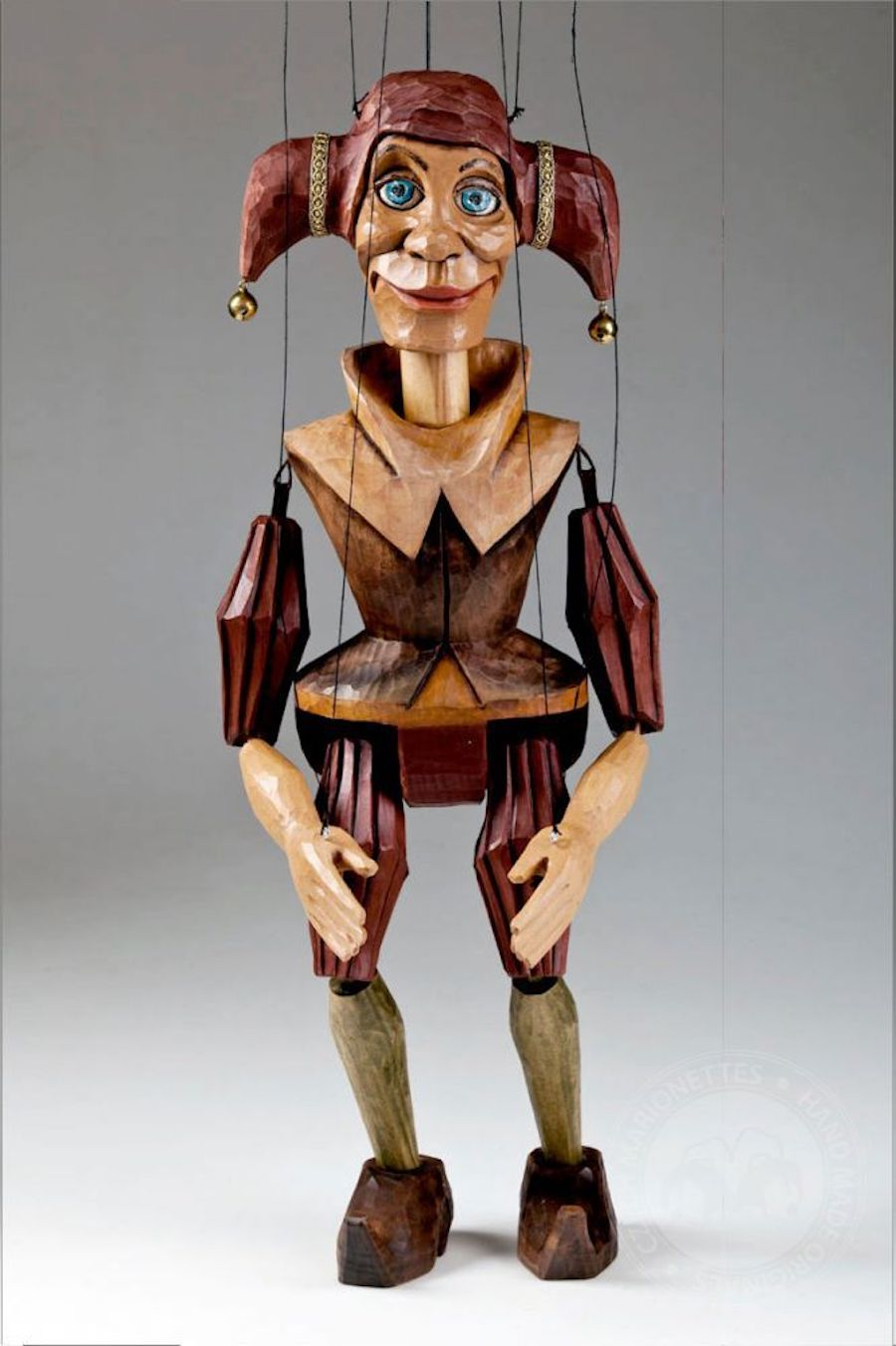 Czech-Marionettes-5-jester_hand-carved-marionette-puppet.6a89