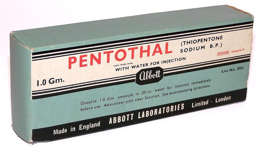 pentothal