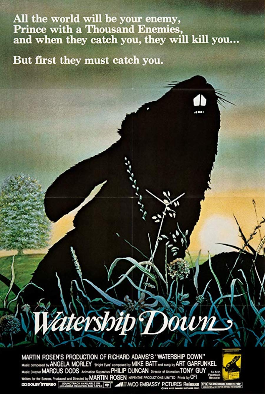 watership down movie