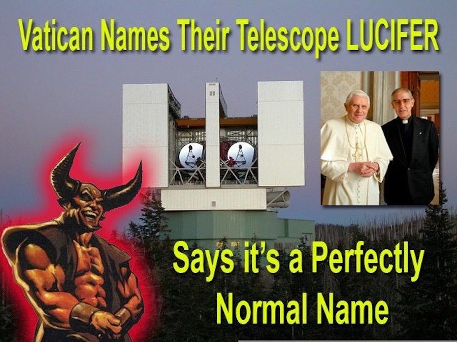 pope lucifer