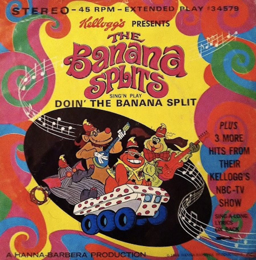 banana splits album