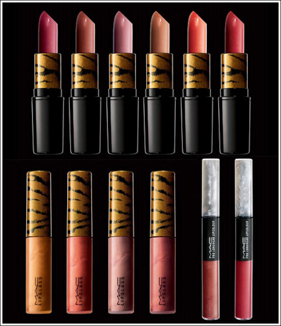 raquel tiger lipstick