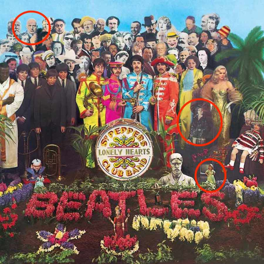 Shirley Temple - Sergeant Pepper