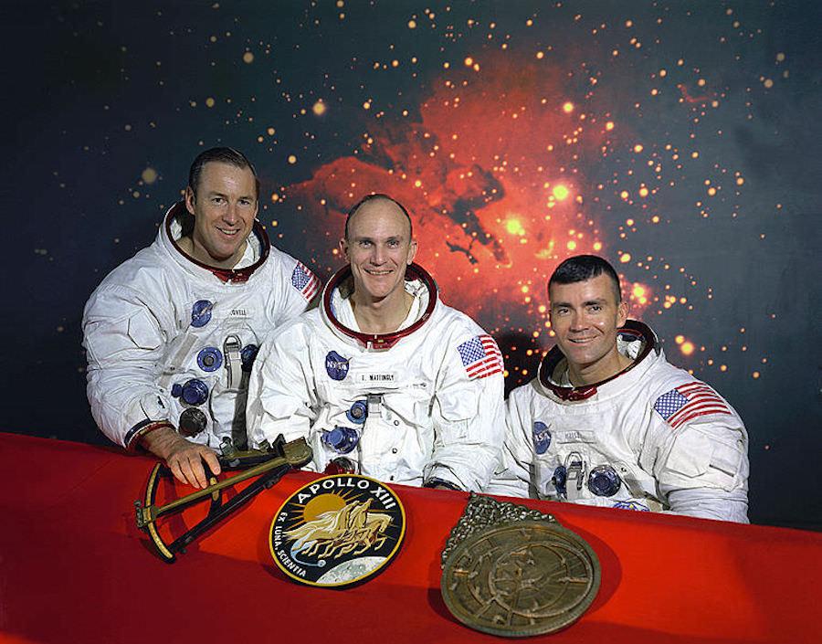 Apollo XIII Crew