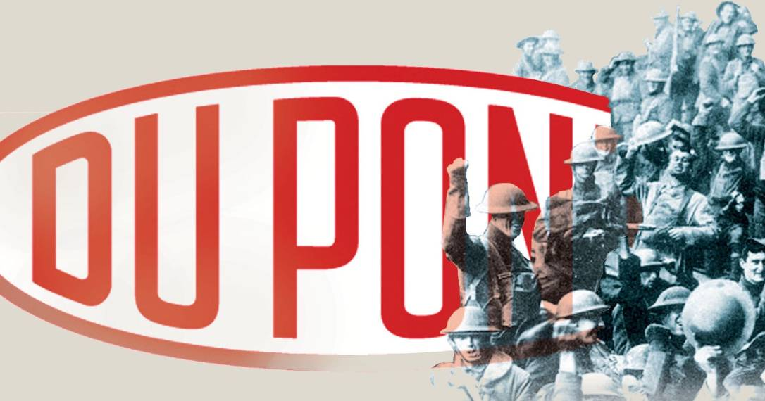 dupont world war one