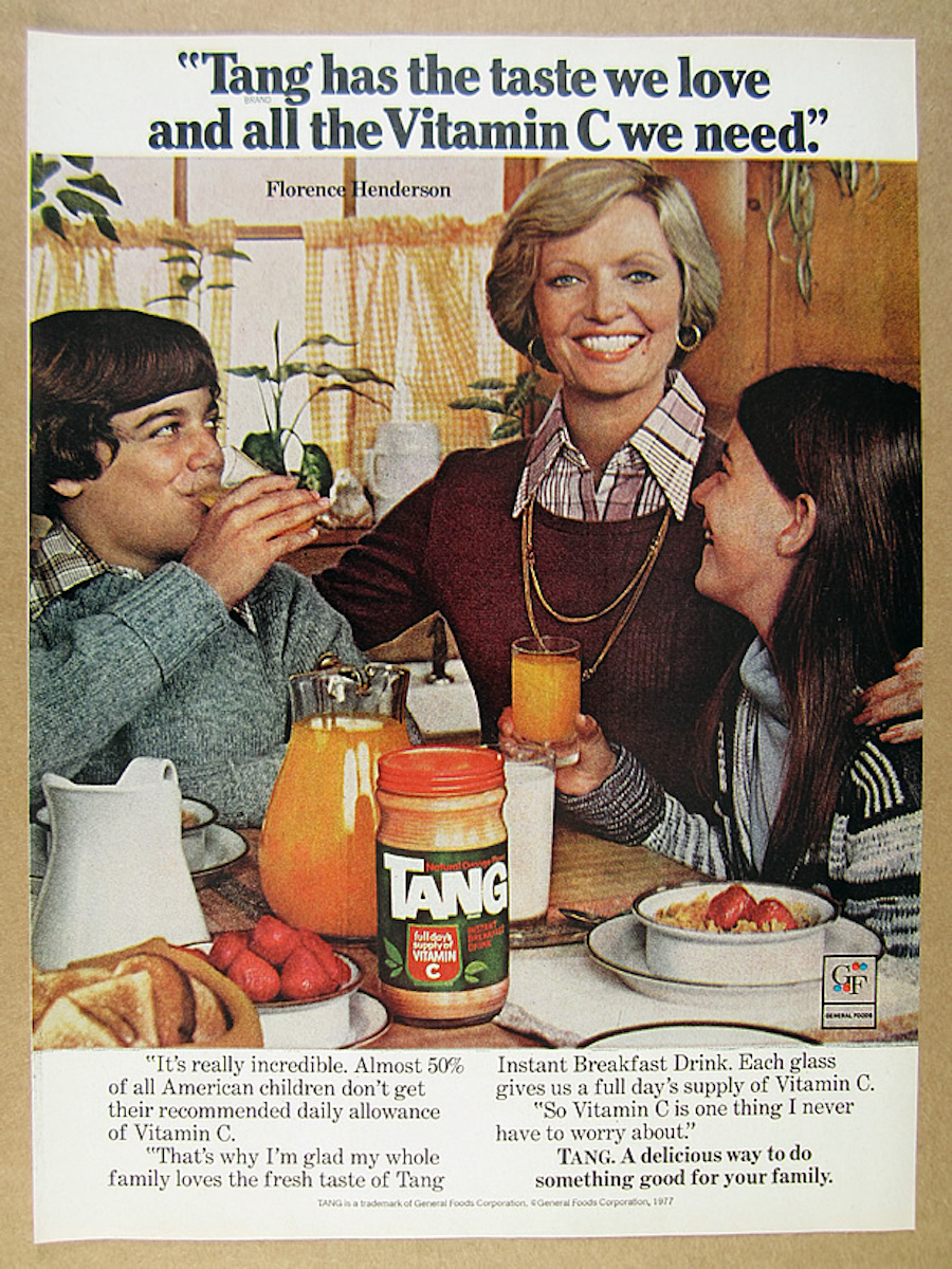 Tang Florence Henderson