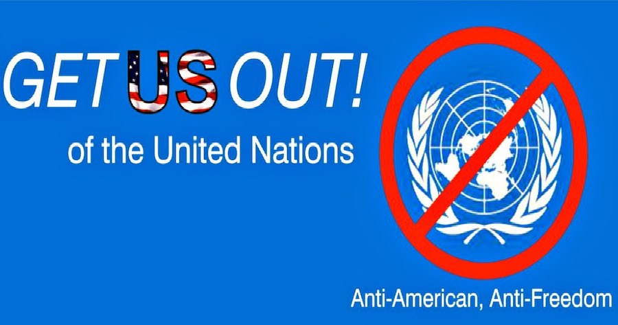 US Out Of UN