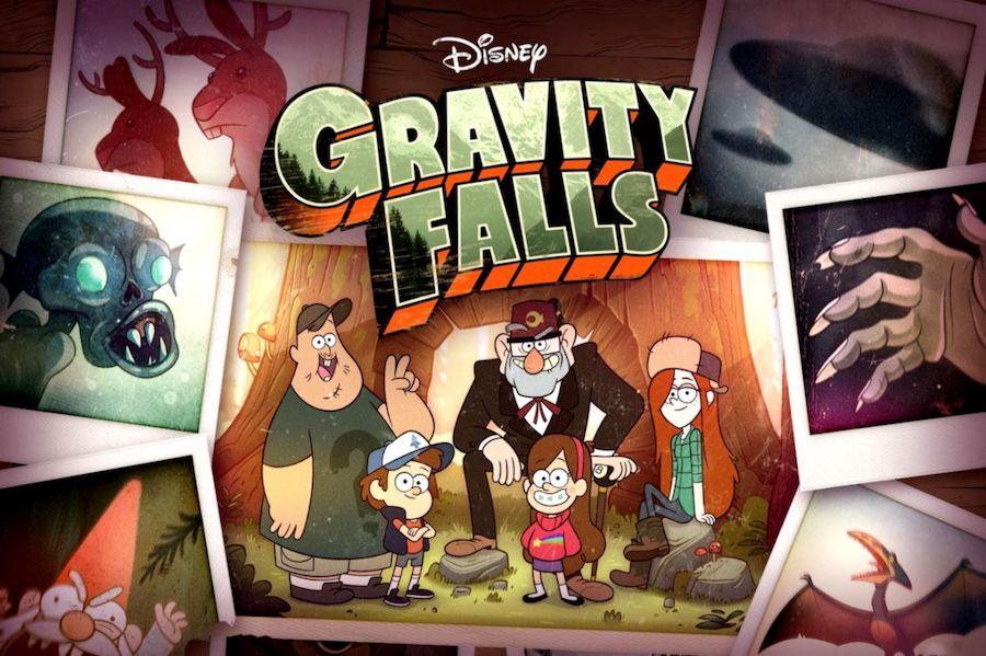 gravity falls 7