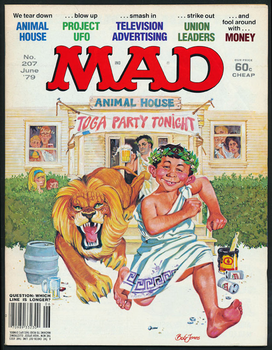 mad animal house