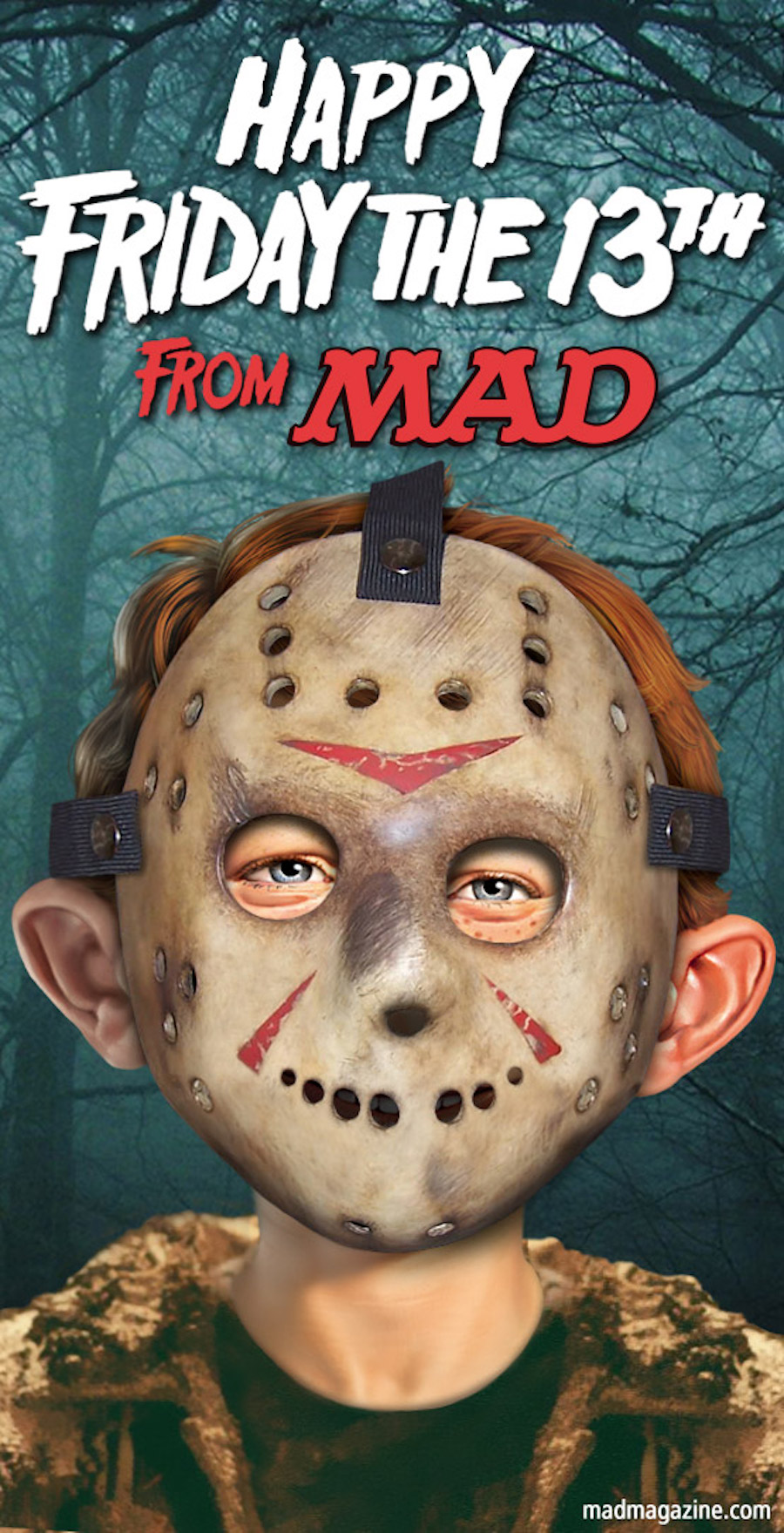 mad friday 13th