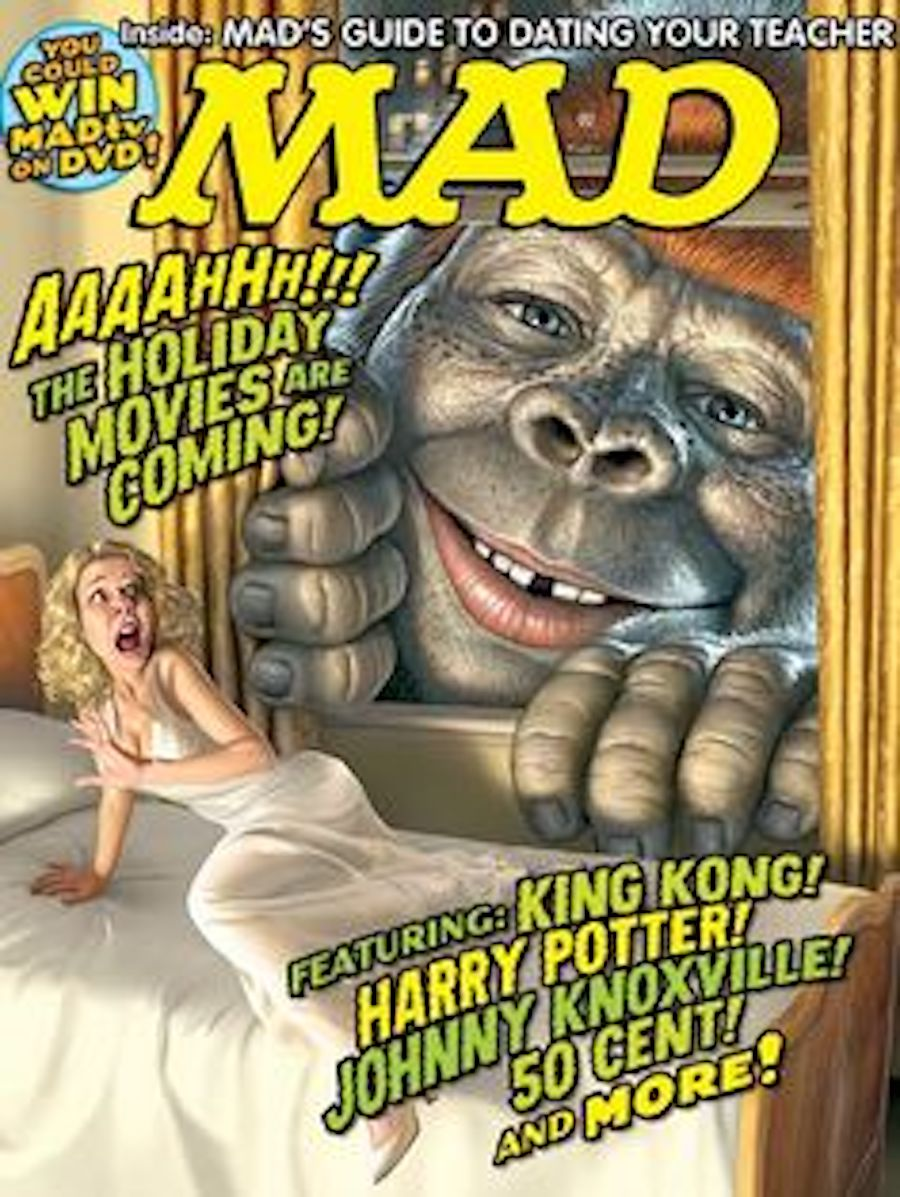 mad king kong 2