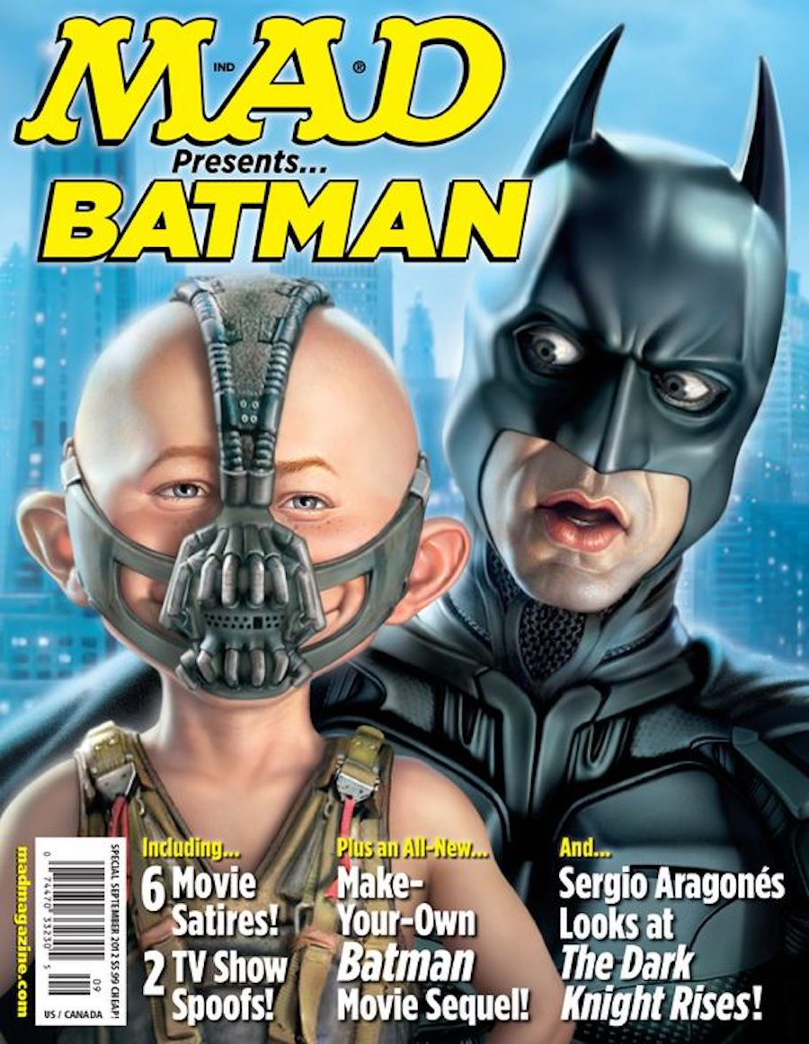 mad magazine batman 2