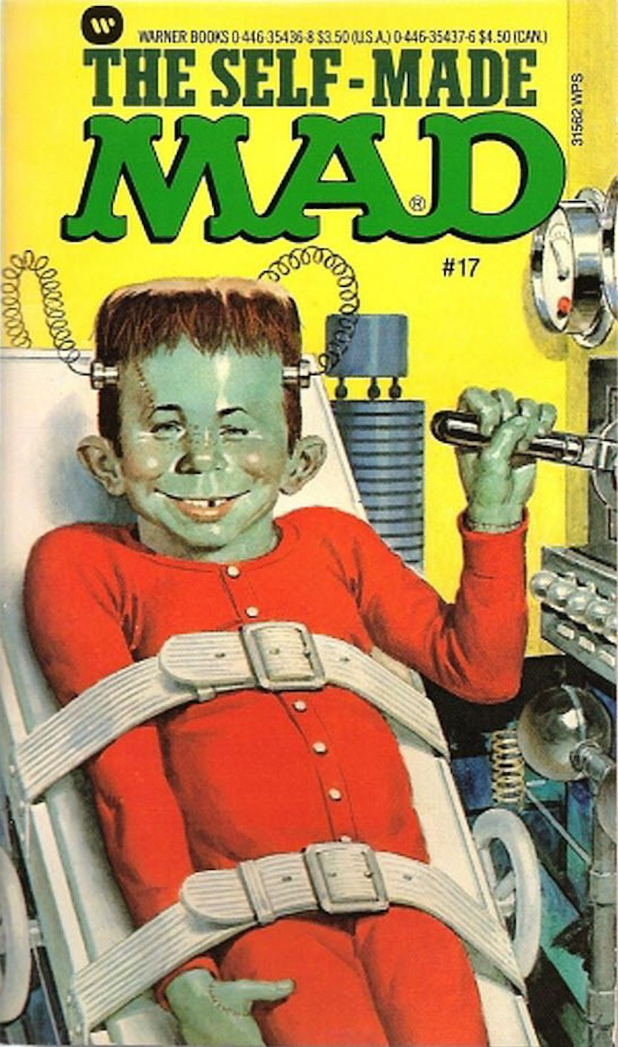 mad magazine frankenstein