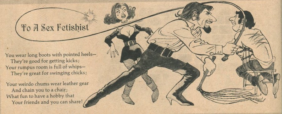 mad magazine greeting cards for the sexual revolution