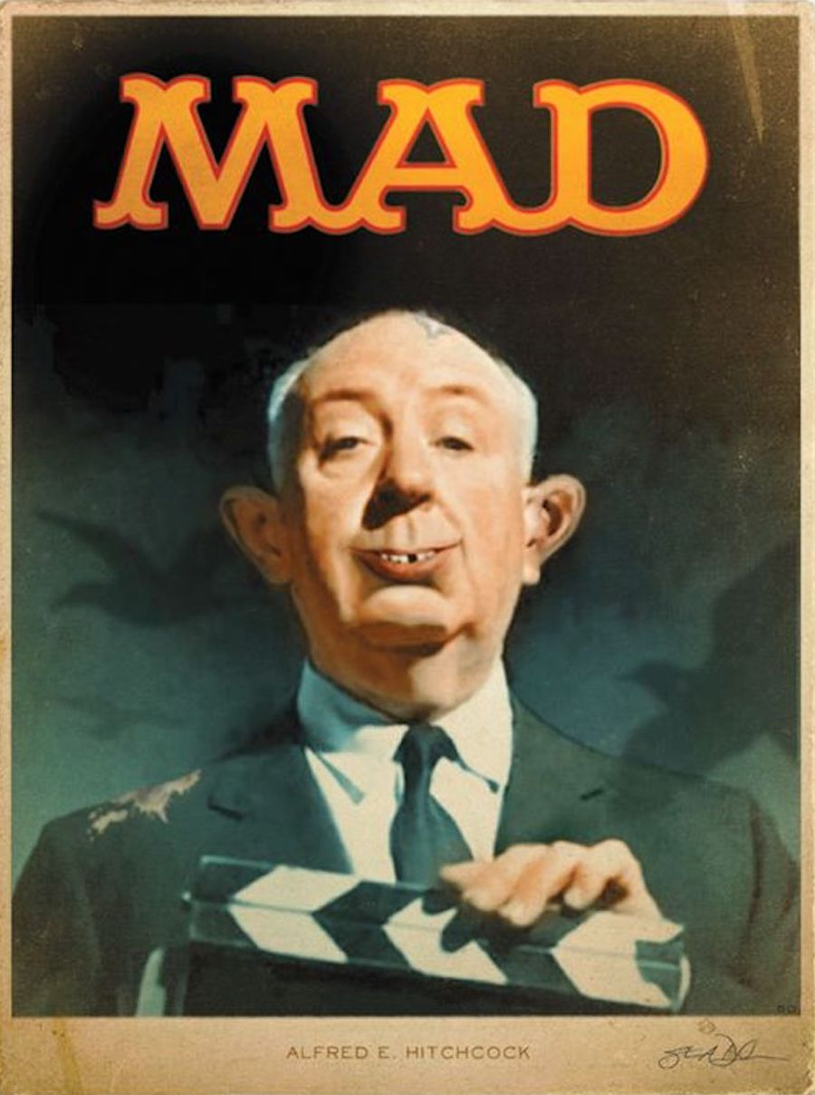 mad magazine hitchcock