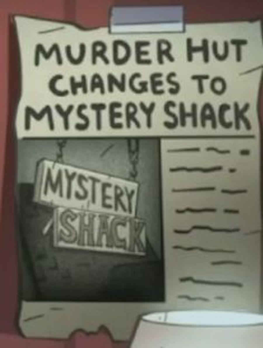 murder hut