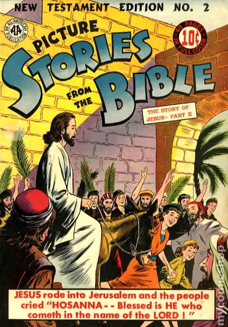 picture stories from the bible