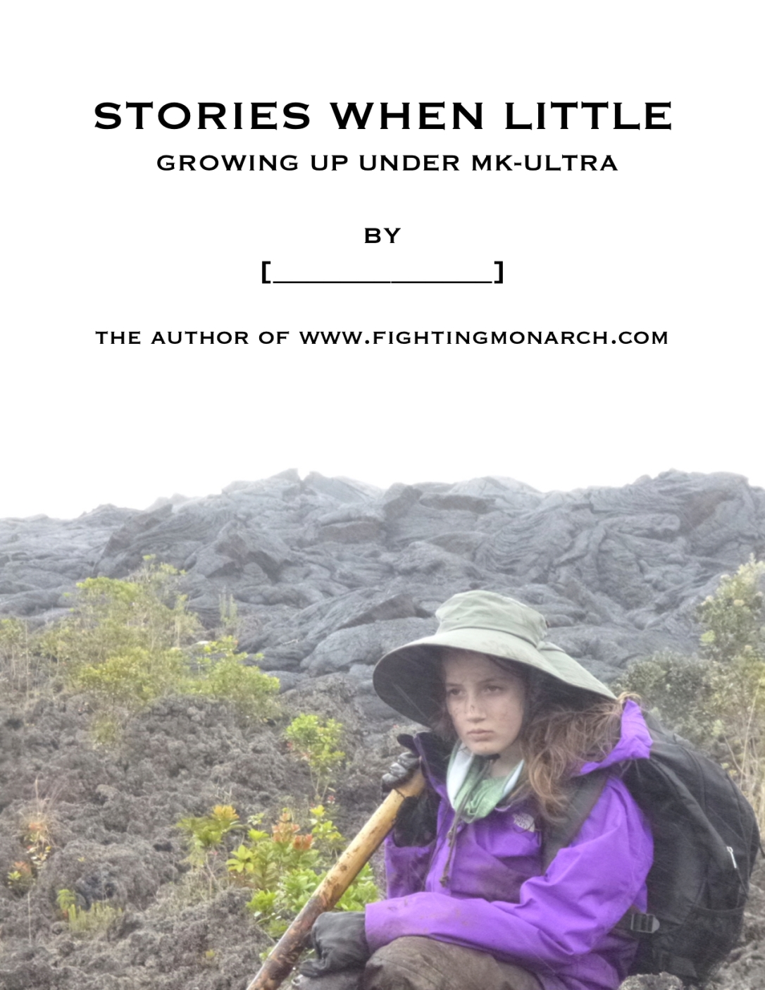 Stories When Little Redacted Cover