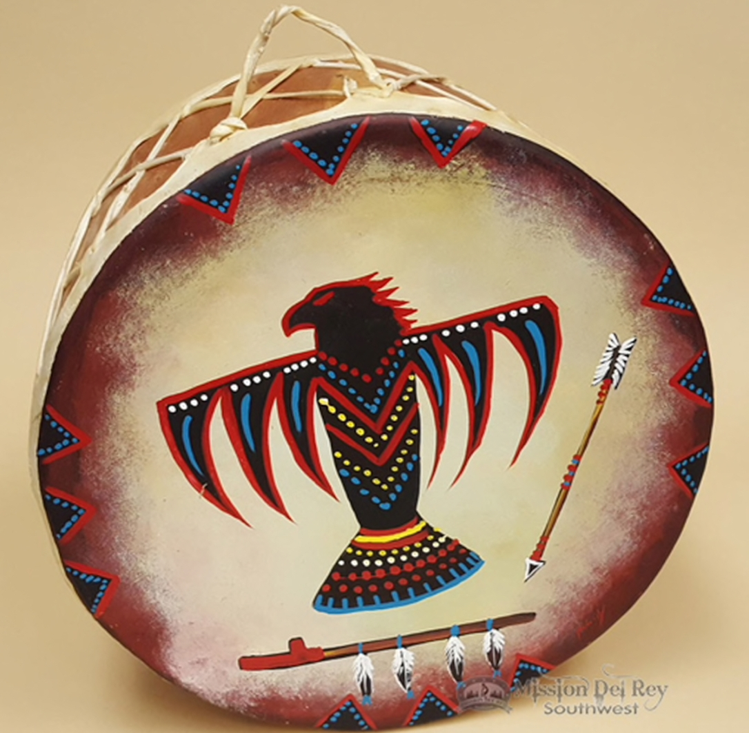 thunderbird drum