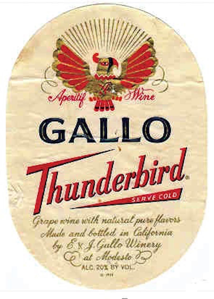 thunderbird wine 1