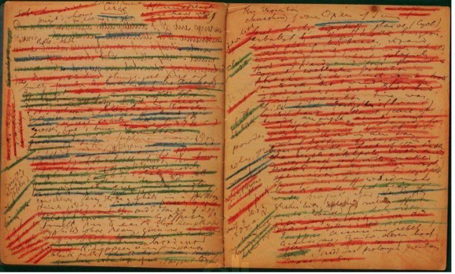 Ulysses Manuscript
