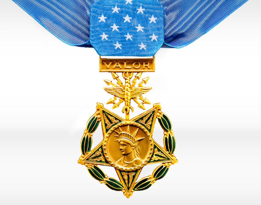 usaf medal of honor