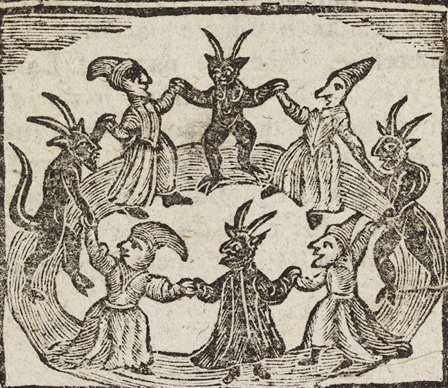 witches and devils