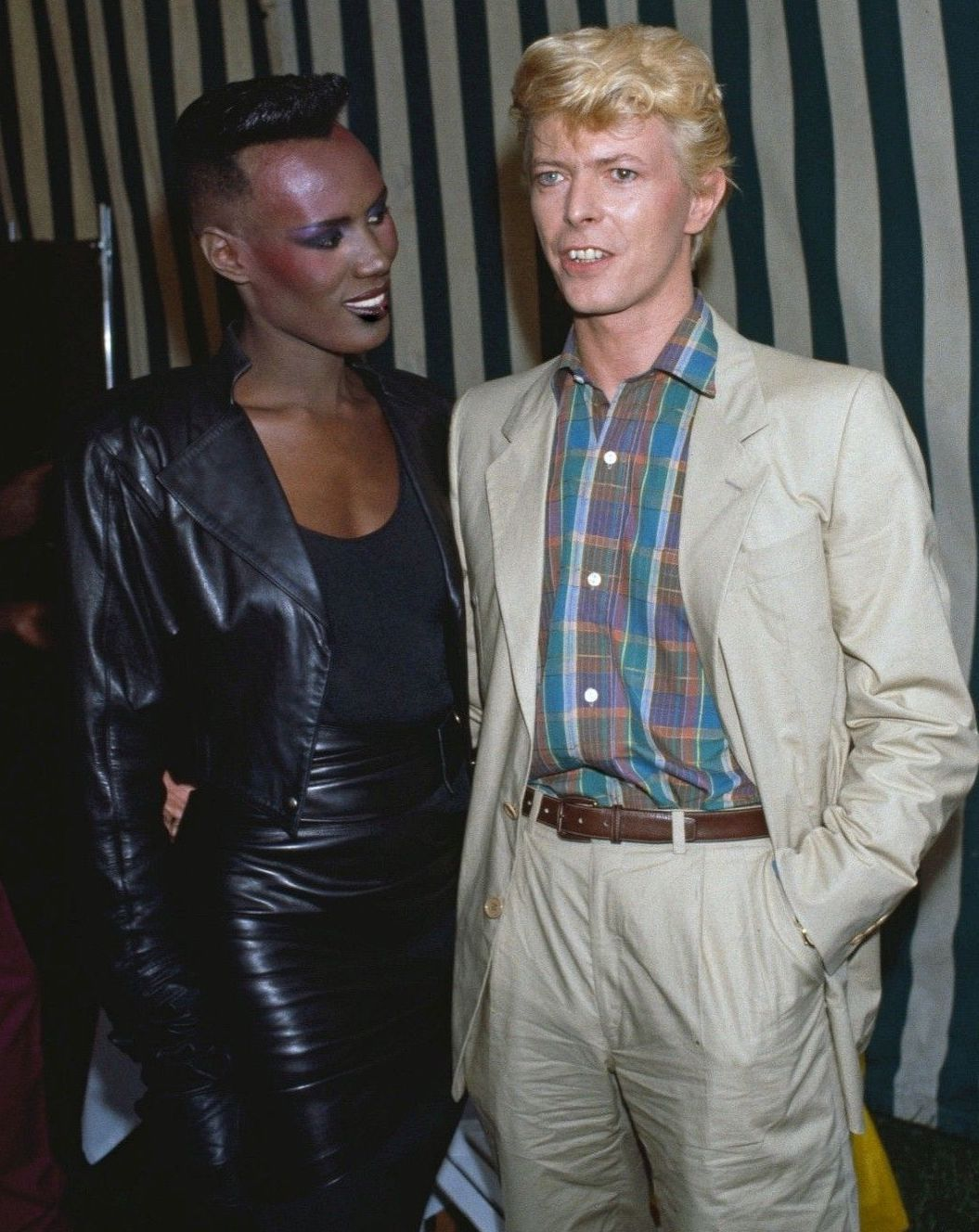 david bowie grace jones 2