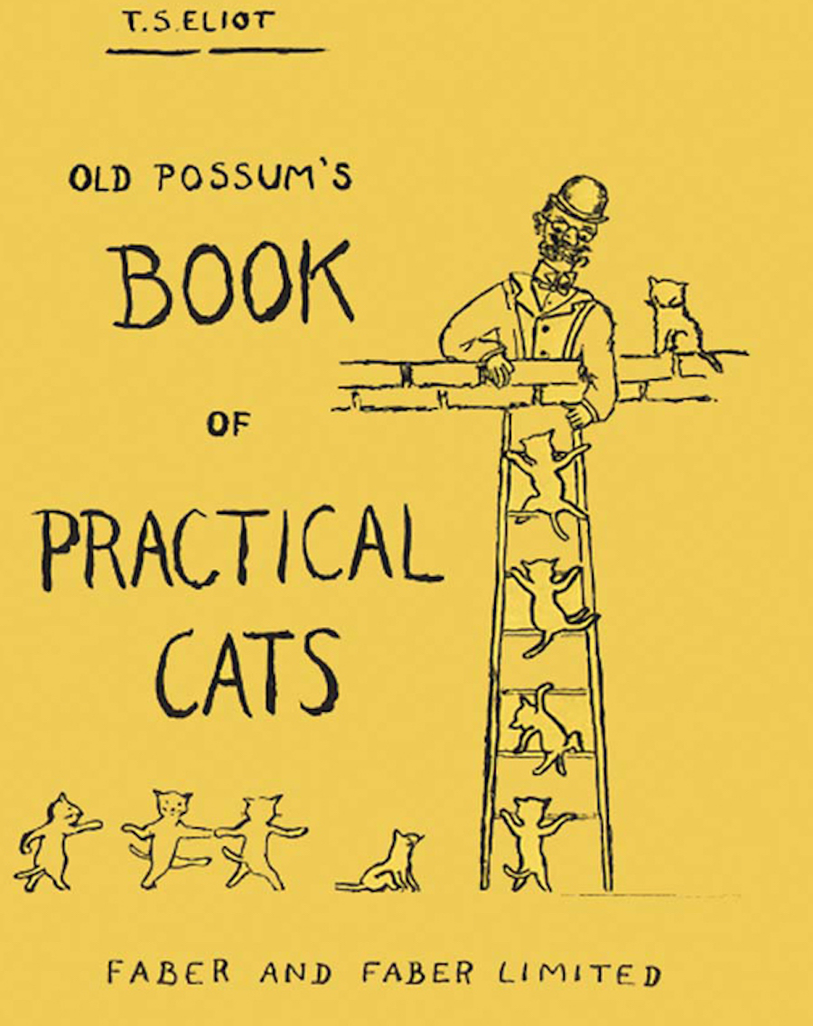 eliot old possum's book of practical cats