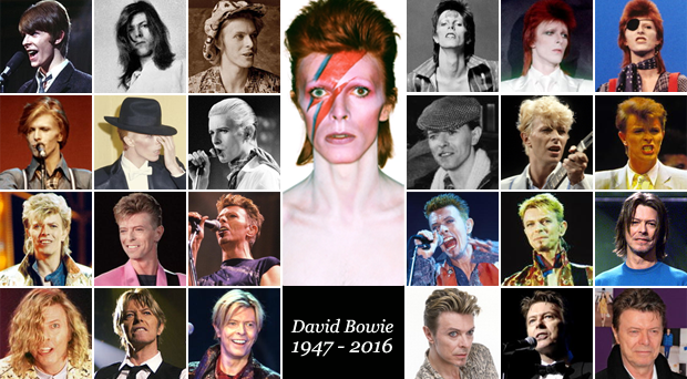 faces of david bowie 2