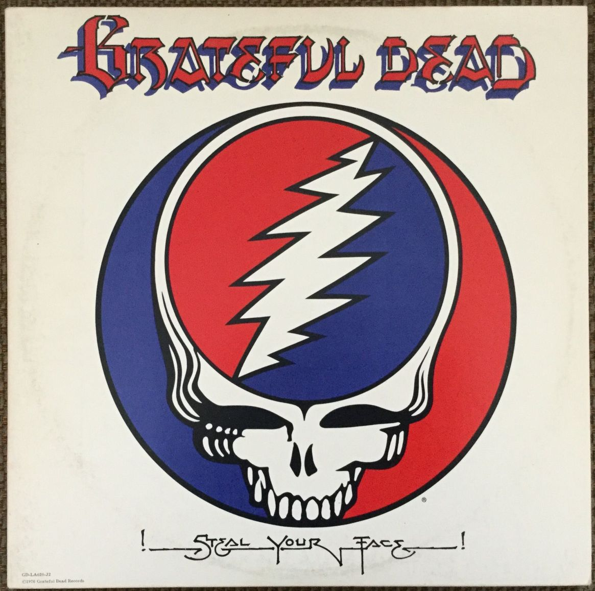 grateful dead steal your face