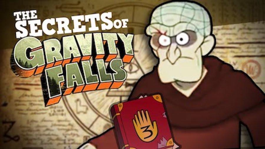 gravity falls mystery