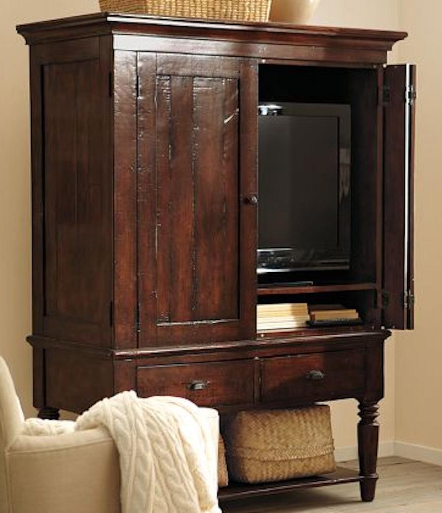 hide tv cabinet