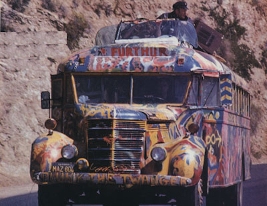 keseys bus