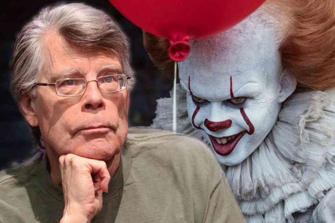 steven king clown