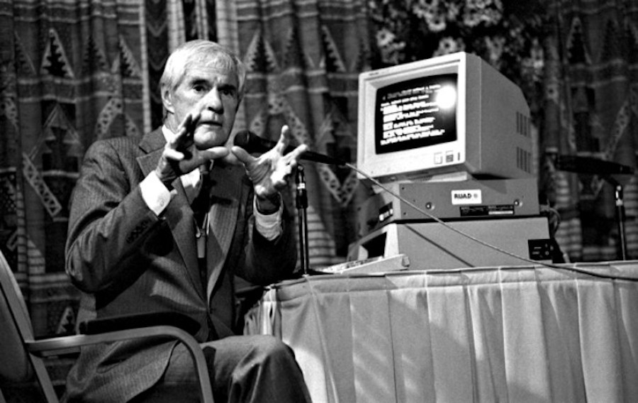 timothy leary computer