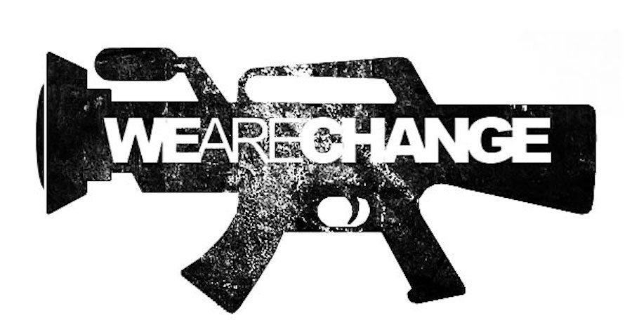 we are change logo