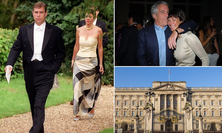 ghislaine maxwell prince andrew